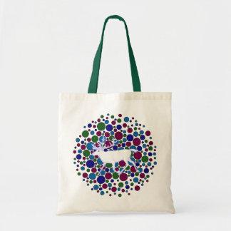 Navidad Eco del bolso del regalo de vacaciones del Bolsa Tela Barata