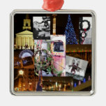 Navidad en el Ciudad-Knoxville, Tennessee Adorno De Navidad