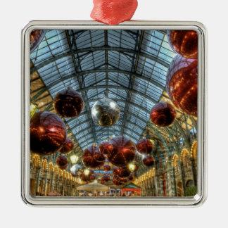 Navidad en el jardín de Covent, Londres Adorno