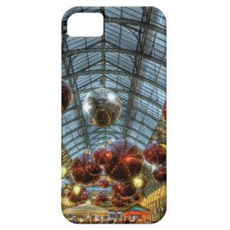 Navidad en el jardín de Covent, Londres iPhone 5 Cárcasa