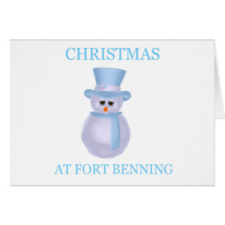 Navidad en Fort Benning 3 Felicitaciones