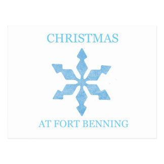 Navidad en Fort Benning 4 Postales