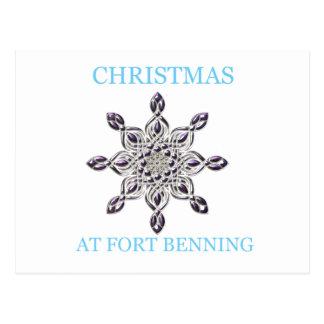 Navidad en Fort Benning 8 Postales