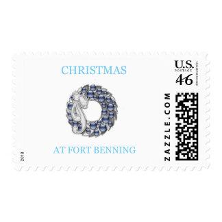 Navidad en Fort Benning