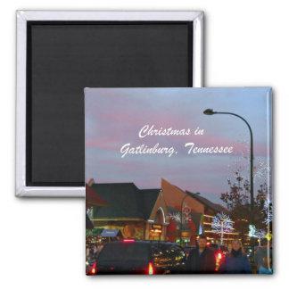 Navidad en Gatlinburg, Tennessee Iman De Frigorífico
