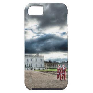 Navidad en la casa de la reina, Greenwich Londres iPhone 5 Cárcasas