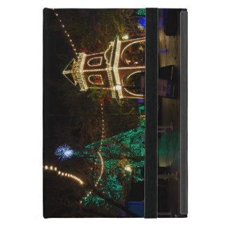 Navidad en la ciudad del dólar de plata iPad mini coberturas