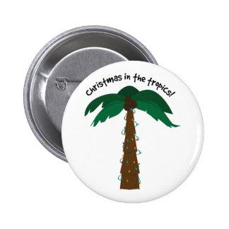 ¡Navidad en las zonas tropicales! Pins
