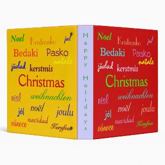 """Navidad en todo el mundo en el rojo y el oro V Carpeta 1"""""""