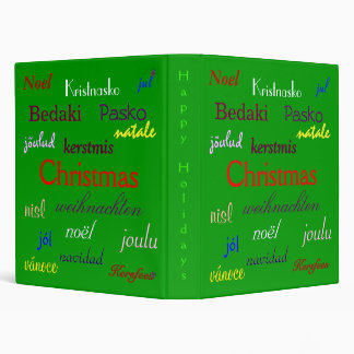 """Navidad en todo el mundo en el verde I Carpeta 1"""""""