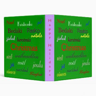"""Navidad en todo el mundo en el verde III Carpeta 1"""""""
