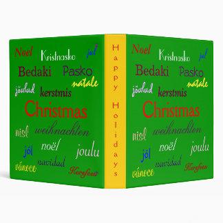 """Navidad en todo el mundo en el verde VI Carpeta 1"""""""
