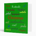 Navidad en todo el mundo en verde