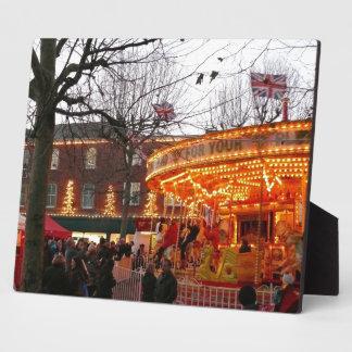 Navidad en York Placas Con Fotos