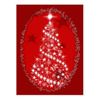 Navidad encantado postales