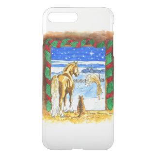 Navidad estable fundas para iPhone 7 plus