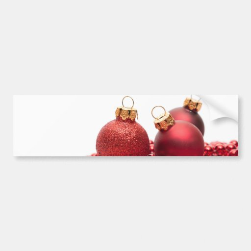 Navidad Etiqueta De Parachoque