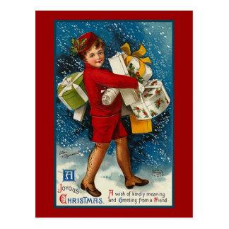 """Navidad feliz "" Postales"