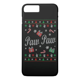 Navidad feo de s de la pata de la pata ' funda iPhone 7 plus