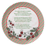 Navidad festivo de la familia y de los amigos que plato de comida