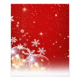 """Navidad Folleto 4.5"""" X 5.6"""""""