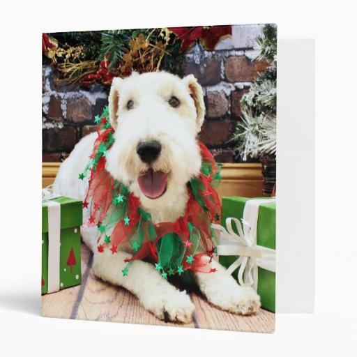 Navidad - fox terrier - Annie