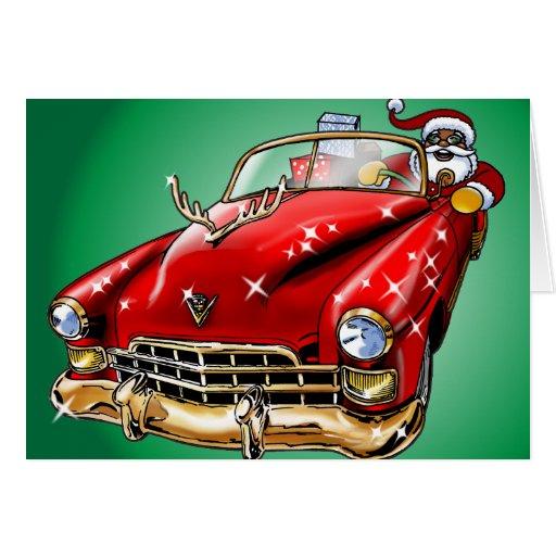 ¡Navidad fresco! Felicitacion