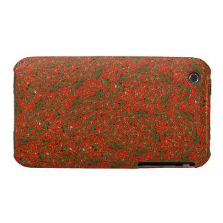 Navidad Case-Mate iPhone 3 Coberturas