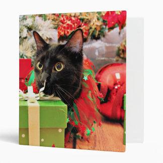 Navidad - gato - Bentley
