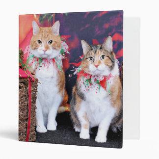 Navidad - gato - mantequilla y guarro