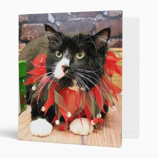 Navidad - gato - Óscar