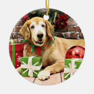 Navidad - golden retriever - Izzy