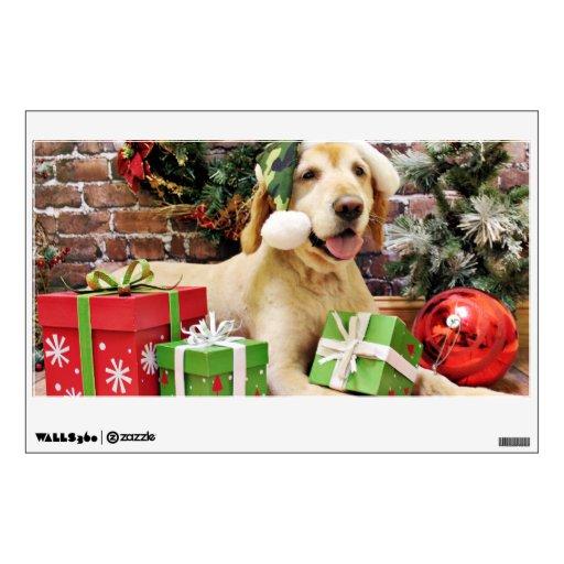 Navidad - golden retriever - Tucker