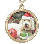 Navidad - GoldenDoodle - Peyton Collares