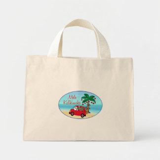 Navidad hawaiano bolsa