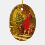 Navidad húngaro a partir de 1896 ornamento para reyes magos