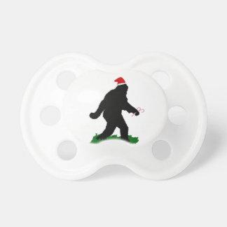Navidad ido, Squatchin ido Chupetes Para Bebes