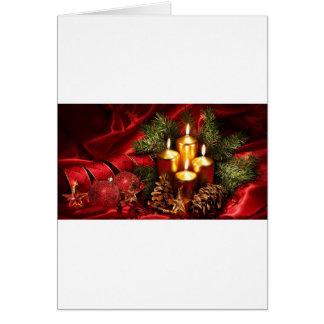 navidad increíble tarjeta de felicitación