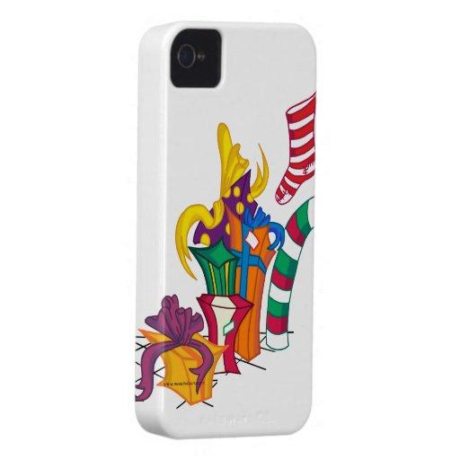 Navidad iPhone 4 Cárcasa