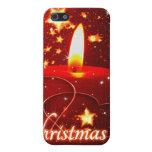 Navidad iPhone 5 Funda