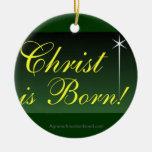 Navidad Jesús Ornatos