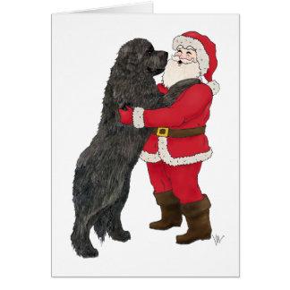 Navidad Jowly de Terranova que saluda Tarjeta De Felicitación