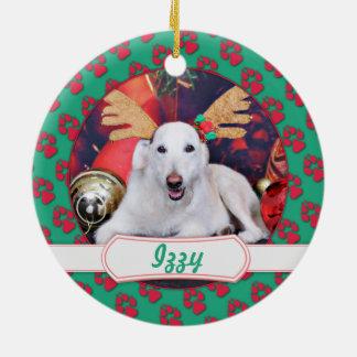 Navidad - LabraDoodle - Izzy Adorno Para Reyes