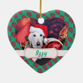 Navidad - LabraDoodle - Izzy Ornamento De Reyes Magos