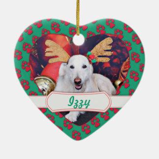 Navidad - LabraDoodle - Izzy Ornamentos De Reyes