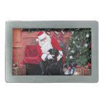 Navidad - Labrador - Gidget Hebillas Cinturón