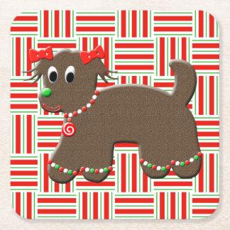 Navidad lindo del día de fiesta del perro de