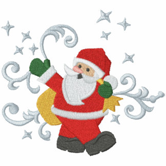 Navidad mágico chaqueta