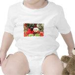 Navidad - maltés - Annie y YorkiePoo - Hannah Trajes De Bebé