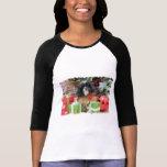 Navidad - maltés - ji de la ji camiseta